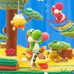Yoshis Wolly World Faden