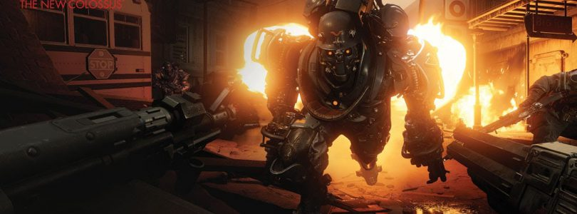 """Wolfenstein II: The New Colossus – """"German… or Else!""""-Video"""