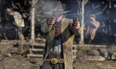 Red dead Redemption 2 Waffen
