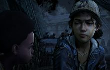 The Walking Dead Final Season Clementine und AJ