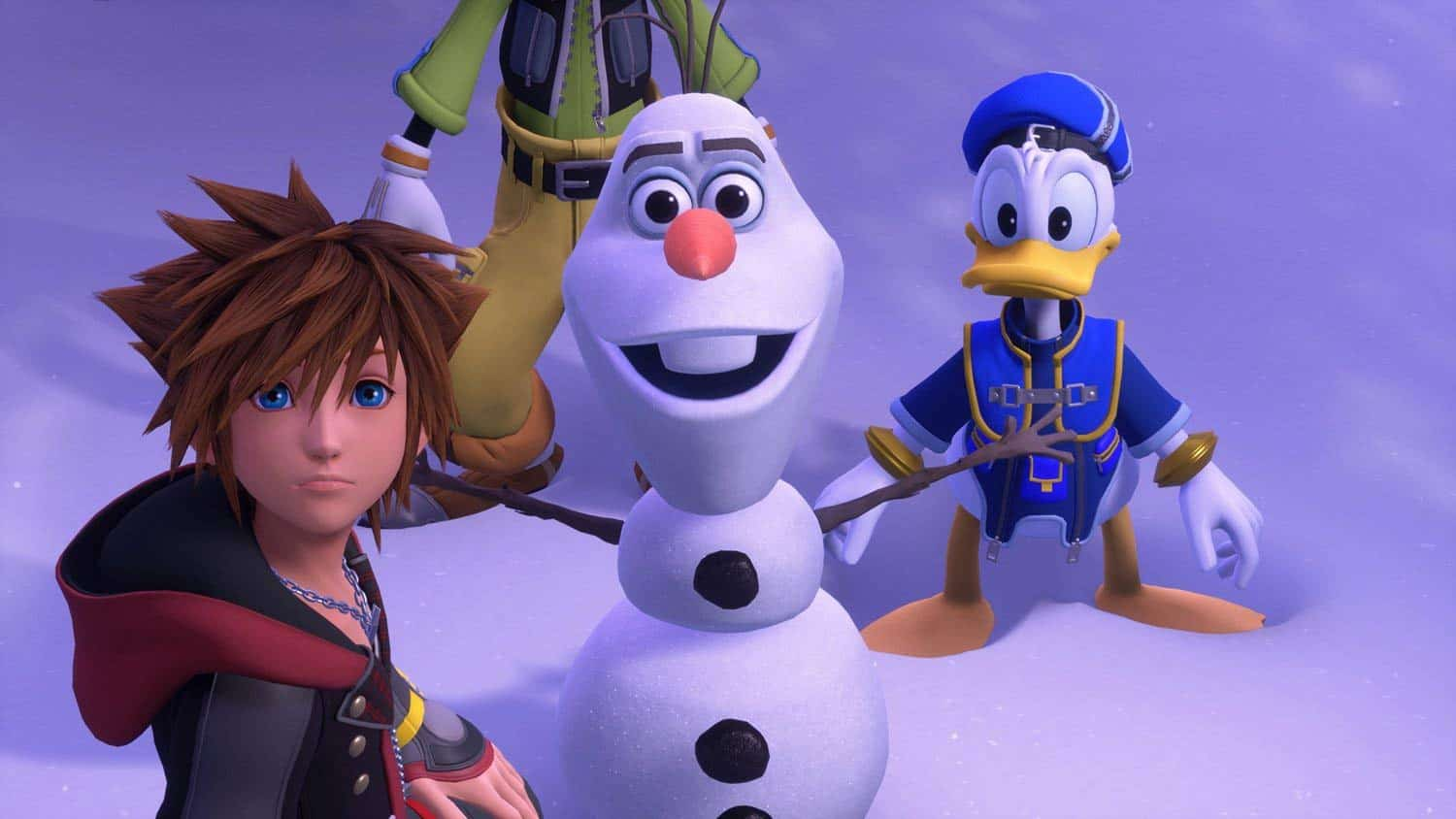 Kingdom Hearts 3 Freunde