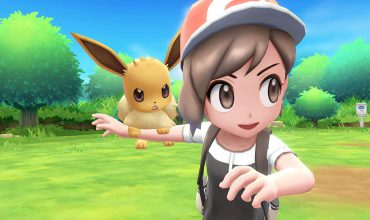 Pokemon Lets Go Pikachu und Evoli