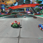 Team Sonic Racing Fun Racer