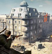 Sniper Elite V2 Remastered Lauer