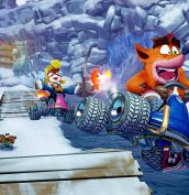 Crash Team Racing Nitro Fueled Grafik