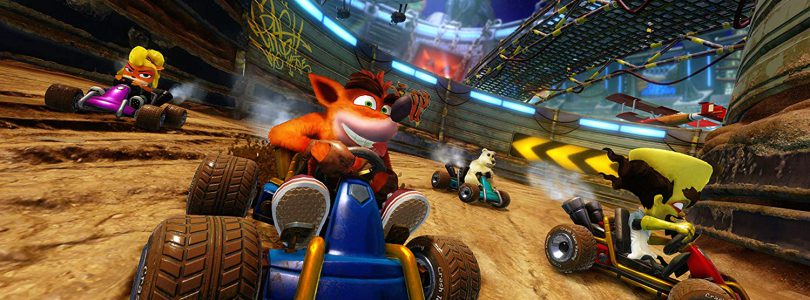 Crash Team Racing Nitro Fueled Spaß