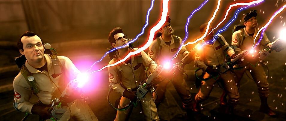 Ghost Busters The Video Game Remastered Koop